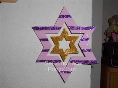 Estrellas para decorar el rbol de navidad decoraci n for Decoracion con estrellas