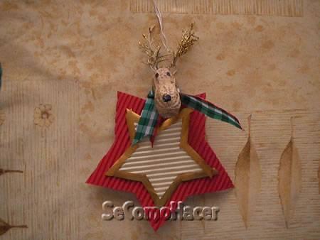 C mo hacer adornos para el rbol de navidad ideas para - Hacer adornos para el arbol de navidad ...