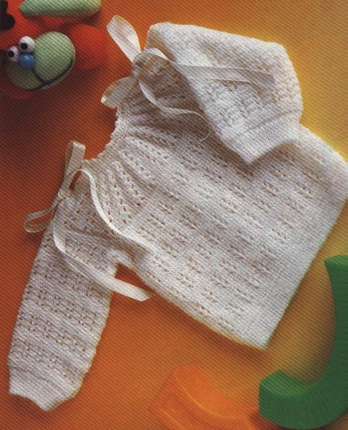 Patrones De Crochet Para Bebes