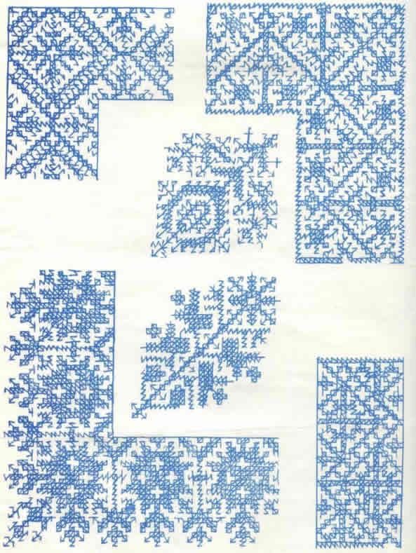 Plantillas de punto cruz :: patrones, gráficos, dibujos, diseños ...