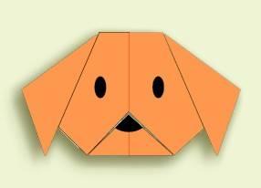 doblado de papel figuras geometricas