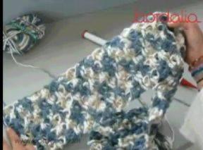 son una de las labores más fáciles y rápidas de tejidos a crochet