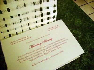 poner nombres en la invitación depende de ¿quién es la persona que