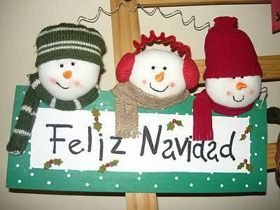 C mo decorar una puerta en navidad cartel de bienvenida - Ideas para decorar la puerta en navidad ...