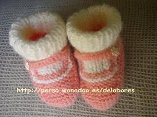 Cosas bonitas tejidas para tu bebé